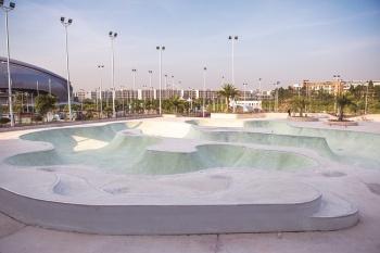Guangzhou University City Skate Park