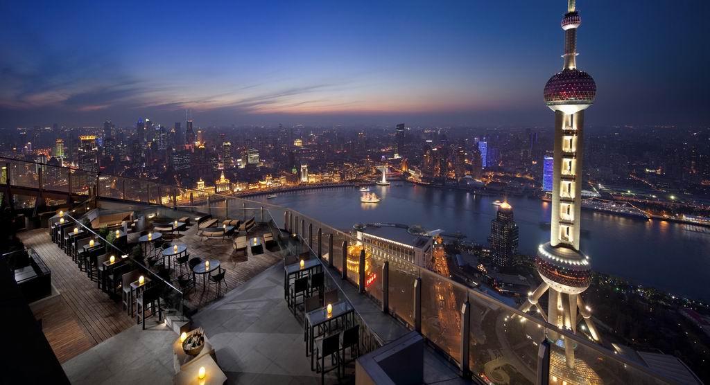 That's Shanghai Food & Drink Awards: Best Al Fresco Drinking (Flair Bar)